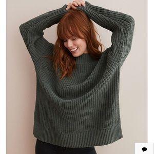Aerie campfire sweater